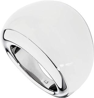 Calvin Klein Gloss Two Tone Size 5 Ring KJ51AR010505