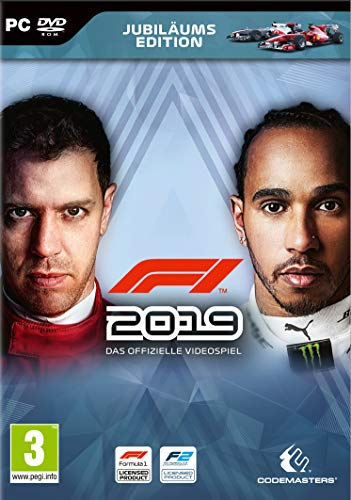 F1 2019 Jubiläums Edition [PC] [PEGI-AT]