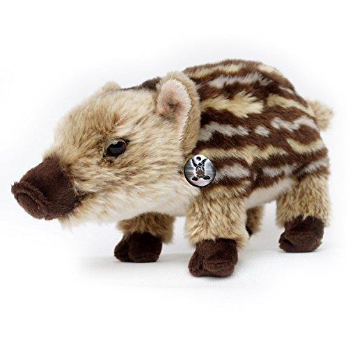 Kuscheltiere.biz Frischling Pumba Wildschwein Stehend 24 cm Plüschtier