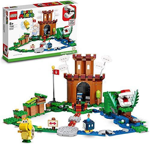 LEGO Super Mario Fortezza Sorvegliata - Pack di Espansione, Giocattolo, Set di Costruzioni, 71362