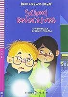 Young ELI Readers - English: School Detectives + downloadable audio