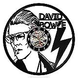 wtnhz LED-Reloj de Pared Creativo del Reloj de Pared del Disco de Vinilo de la Moda