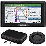 Drive 60LM GPS Navigator (US) - 010-01533-0C Mount and Case Bundle with GPS, Universal GPS Navigation Dash-Mount and PocketPro XL Hardshell Case Bundle
