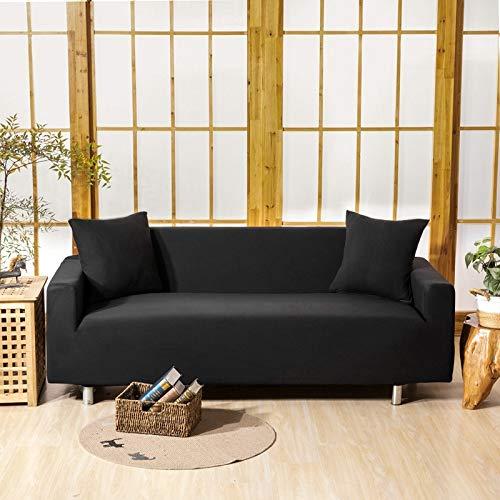 Funda de sofá geométrica Funda de sofá elástica para Sala de Estar Estiramiento Antideslizante Toalla de sofá Antipolvo Totalmente Envuelta A13 1 Plaza