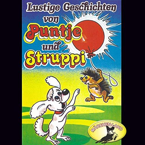 Lustige Geschichten von Puntje und Struppi cover art