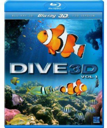 Dive 3D - Volume 1 (Blu-Ray 3D + Blu-Ray) [DVD] [Region 1] [NTSC]