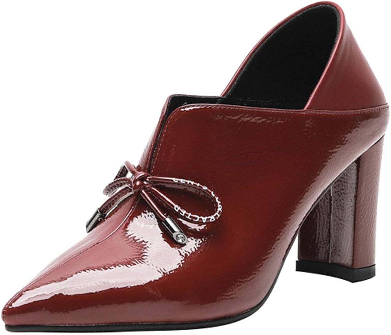 KemeKiss Women High Heels Pointed Toe Pumps Sexy Party Dress Pumps