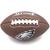 Jarden Sports Licensing Official National Football League Fan Shop Authentic NFL AIR IT Out Youth Football. Great for Pick up Game with The Kids. (Philadelphia Eagles)