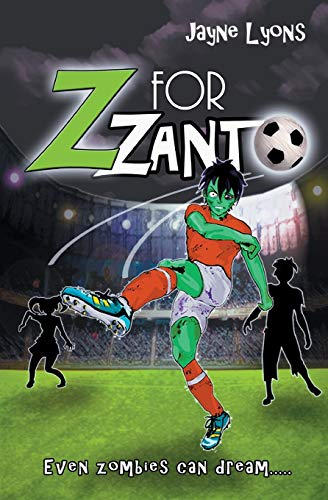 Z for Zanto: Even zombies can dream