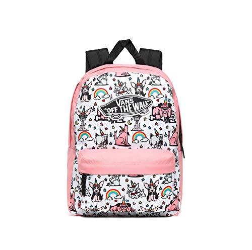 Vans Girls Realm Backpack - Puppicorns