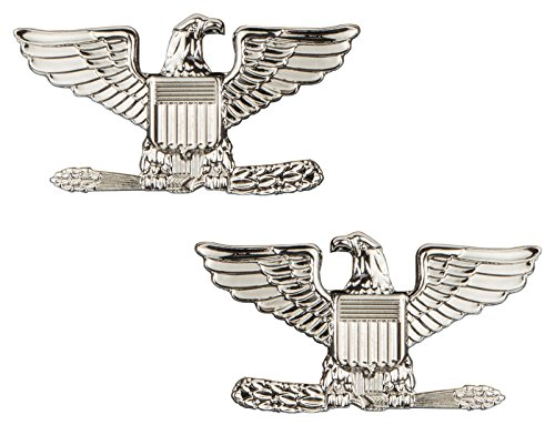 COL Rank Insignia, US Army Officer