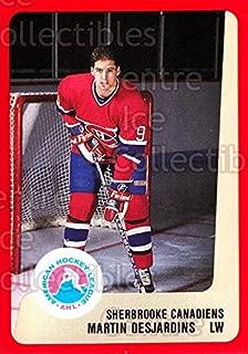 (CI) Martin Desjardins Hockey Card 1988-89 ProCards AHL 291 Martin Desjardins