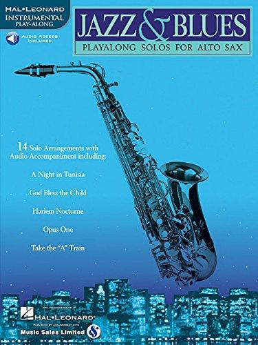 Jazz & Blues: Play-Along Solos f...