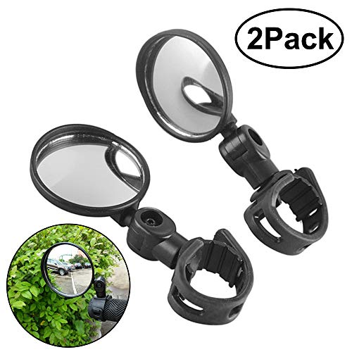 80% off 2 Pack Bike Mirrors Clip the Extra 20% off Coupon and Use Promo Code: 601SP2M9 2