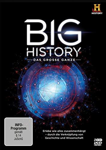 Big History - Das große Ganze [3 DVDs]