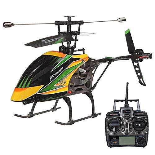 AORED 4 canali Single-elica dell'elicottero dei velivoli di RC 2.4G Remote Control Airplane Aeromodello, RC, Il miglior Natale Regalo di Compleanno for i Bambini