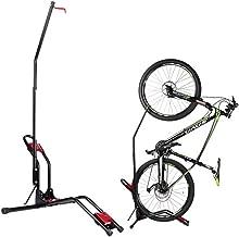 ZXXxxZ Soporte de Suelo para Bicicleta, Soporte para portabicicletas para Interior Vertical Horizontal Mountain Bike Road Bike Storage Ahorro de Espacio