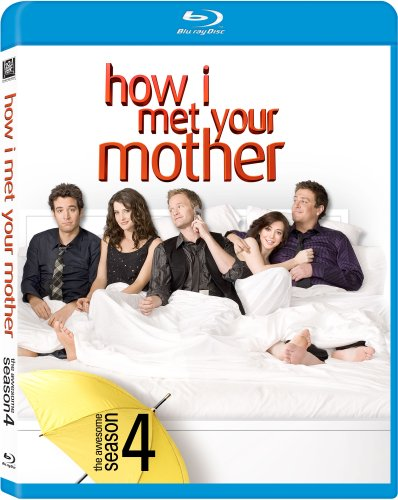 How I Met Your Mother: Ssn 4 [Blu-ray]