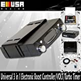 All in One Universal Electronic Boost Controller/Volt/Turbo Timer
