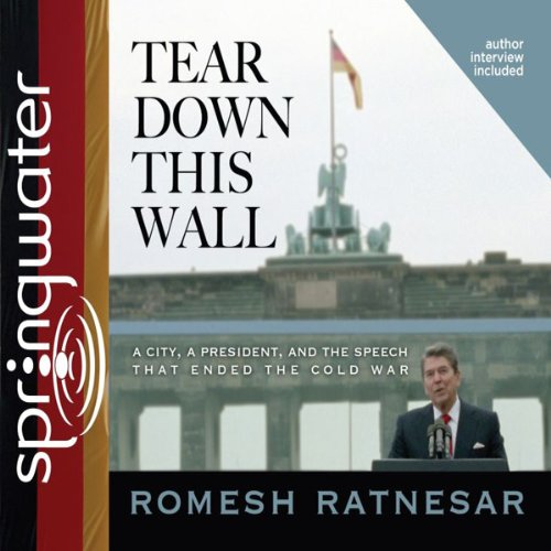 Tear Down This Wall audiobook cover art