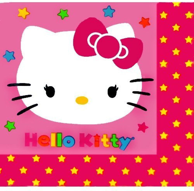 Hello Kitty Birthday Large Napkins (16ct) by Designware
