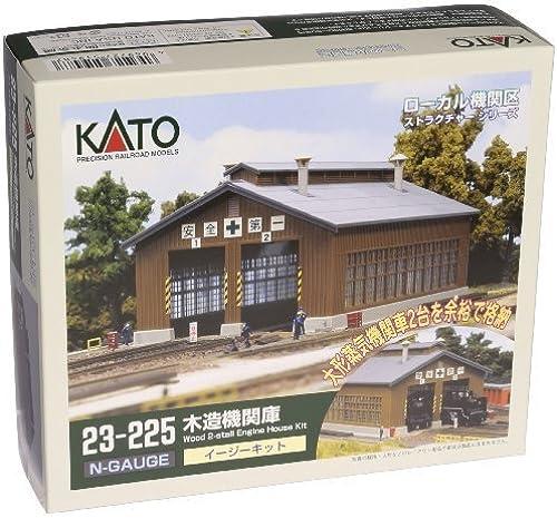 Centro comercial profesional integrado en línea. Kato Kato Kato 23-225 Wooden Engine Shed by Kato  n ° 1 en línea