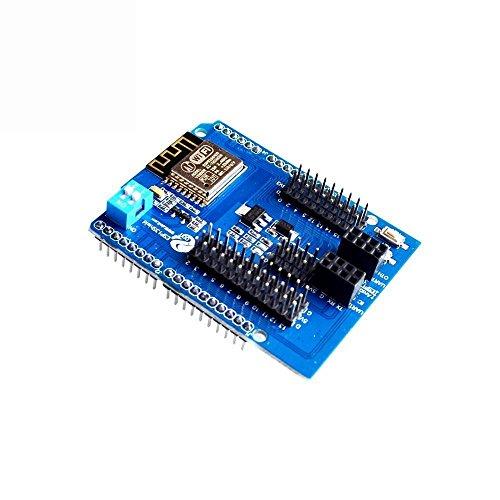 ARCELI ESP8266 Web Sever Serielle WiFi Schild Board Modul Mit ESP-13 Für Arduino UNO R3-1 STÜCKE