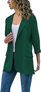 zapatos deportivos 38a41 c41c9 Amazon.es: Verde - Chaquetas de traje y blazers / Trajes y ...