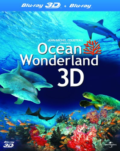 Ocean Wonderland [BLU-RAY 3D + BLU-RAY]