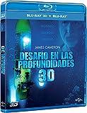 James Cameron: Desafío En Las Profundidades (BD 2D + BD 3D) [Blu-ray]