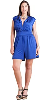 45b3667d301f Amazon.com  22 - Jumpsuits   Rompers   Plus-Size  Clothing