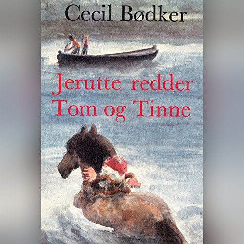 Couverture de Jerutte redder Tom og Tinne