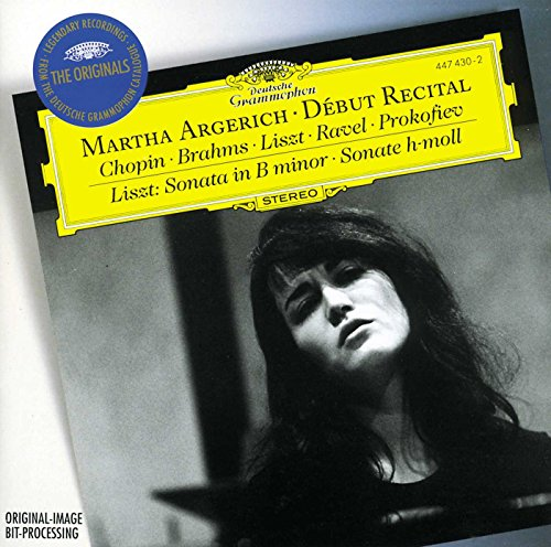 Debut Recital / Martha Argerich