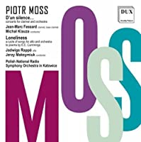 Piotr Moss: Dun silence by National Polish Radio Symphony Orchestra (2013-05-03)