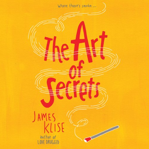 The Art of Secrets audiobook cover art