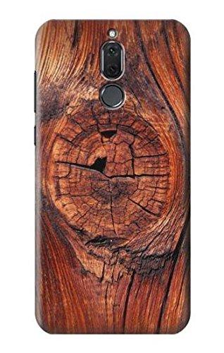 Wood Graphic Printed Case Cover Custodia per
