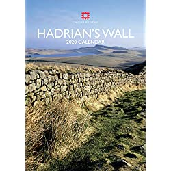 Hadrians Wall 2020 A5 Wall Calendar
