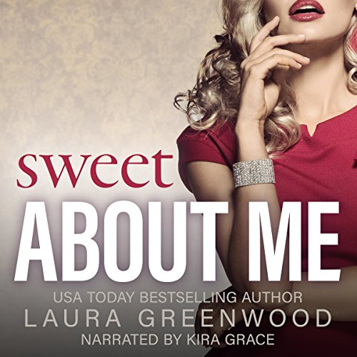 Sweet About Me audiobook cover art