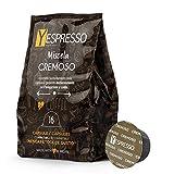 160 capsule compatibili Nescafè Dolce gusto CREMOSO - 10 confezione da 16 capsule...