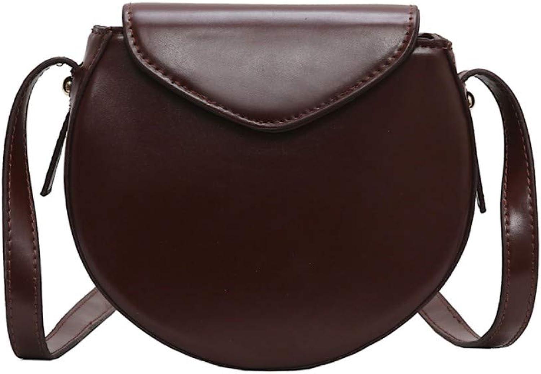 Zyup Crossbody bag Texturot Messenger Bag Einfache Vintage Umhängetasche B07QSPYSTF B07QSPYSTF B07QSPYSTF  Bevorzugte Boutique 66e3b5