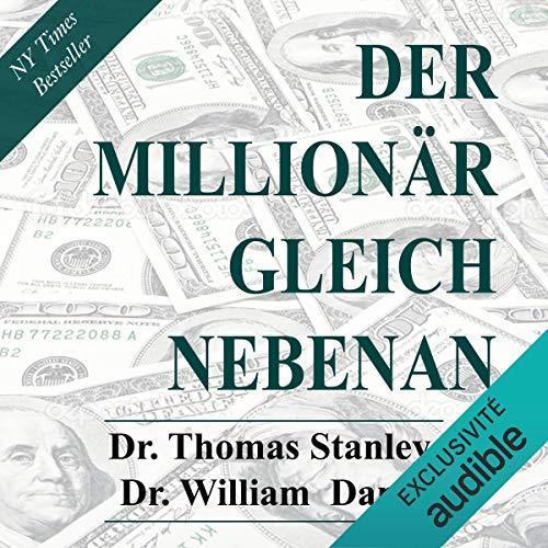Der Millionär gleich nebenan audiobook cover art