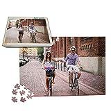 Zhaolian888 Puzzle con Foto Personalizada Adultos Niños DIY Jigsaw Custom 108/300/500/1000/1500 Piezas con Sus propias imágenes