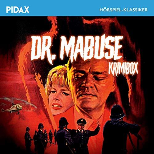 Dr. Mabuse - Krimibox Titelbild