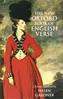 New Oxford Book of English Verse, 1250-1950 (Oxford Books of Verse)