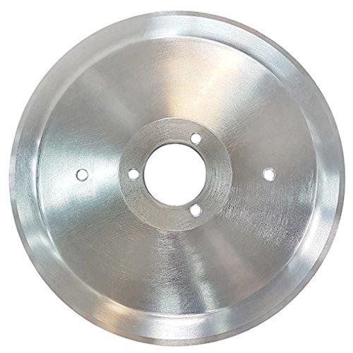 Vertes Lama di ricambio da 300 mm per affettatrici (Diametro lama da 300 mm, Alta qualità acciaio, Foro Centrale 40 mm)