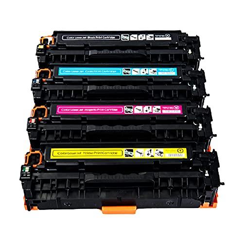 AXAX Cartuchos de tóner para Canon CRG318 Reemplazo Compatible para Canon LBP 7200 7200CN IC MF8330 MF8350CDN Impresora, con Chip Office School High Compatibilidad Combination