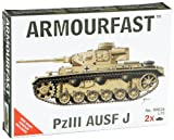Armourfast Panzer III Ausf J Tank (Set of 2) (1/72-Scale)