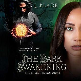 The Dark Awakening audiobook cover art
