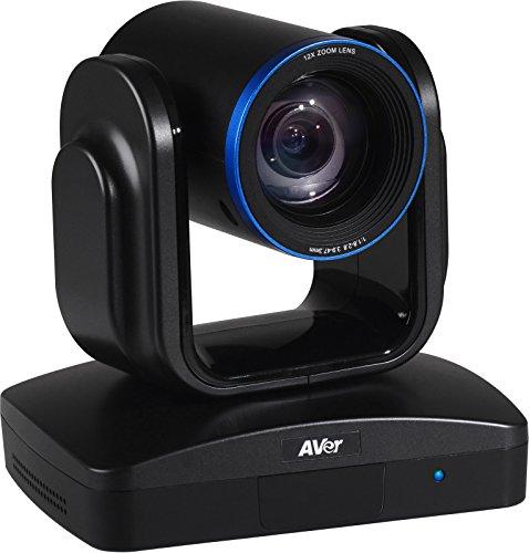 Aver CAM520 Professionele USB-camera (18-voudige zoom, 1080x60, USB) zwart