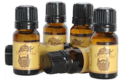 Bart-Pflegemittel von Hand hergestellt Zedernholzöl